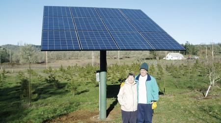 Consumer's Power Solar Customers